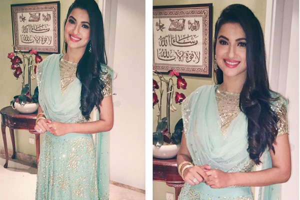 Nigaar Khan S Wedding Look Out Inside Pictures Of Gauahar