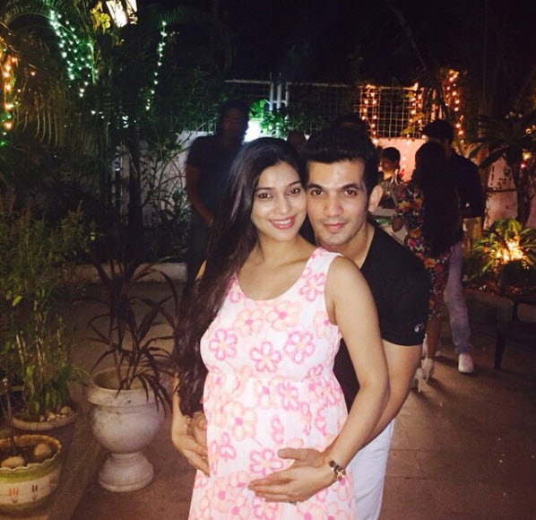 The Magical Love Story Of TV Hottie Arjun Bijlani And His Charming