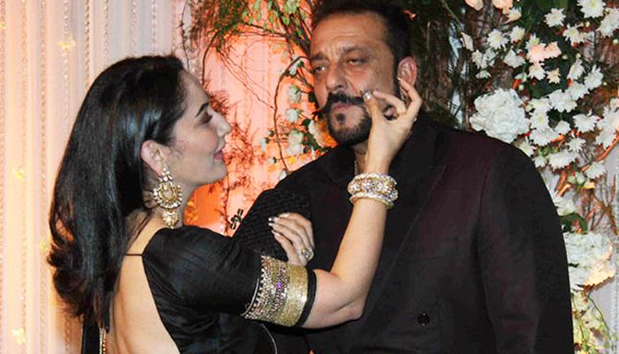 Sanjay Dutt And His Love Affairs