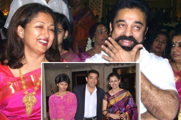 Kamal Haasan And His Love Life From Srividya, Sarika To Goutami