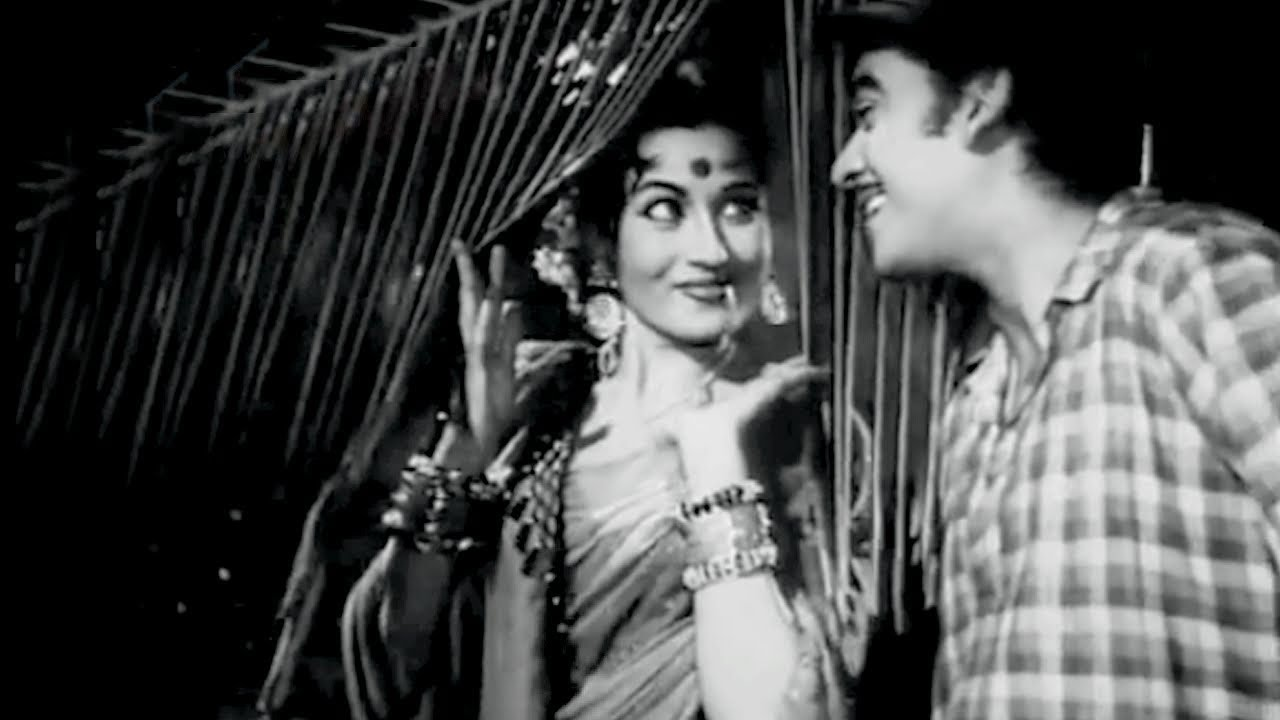 Struggling To Get Over Dilip Sahab, Madhubala Fell For Kishore Da ...