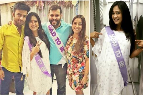 12 Celebrity Divas Who Looked Like A Princess On Their Godh Bharai Baby Shower
