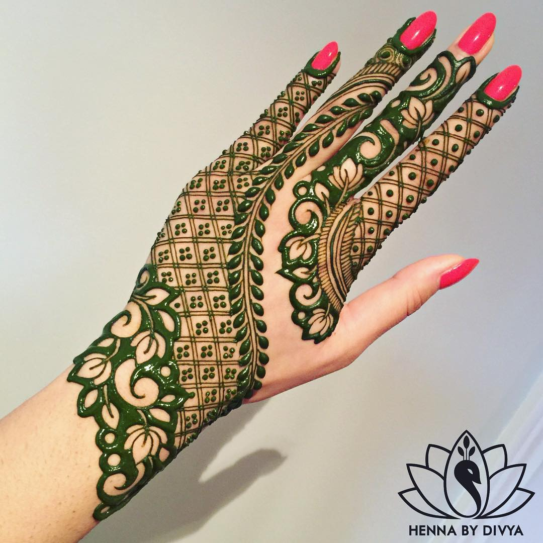 50 Gorgeous Back Mehendi Designs That Are Perfect For All