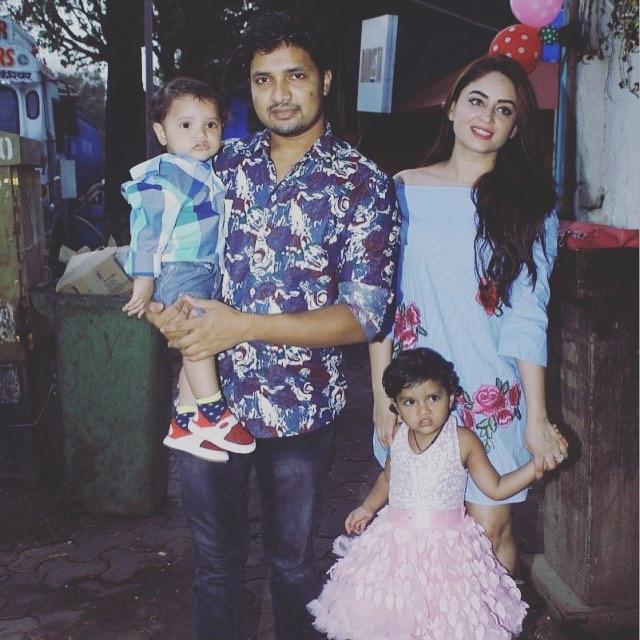 Mahhi Vij And Jay Bhanushali Adopt Their Caretaker Kids