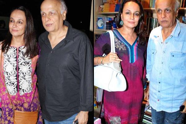 Women Behind The Controversial Love Life Of Mahesh Bhatt