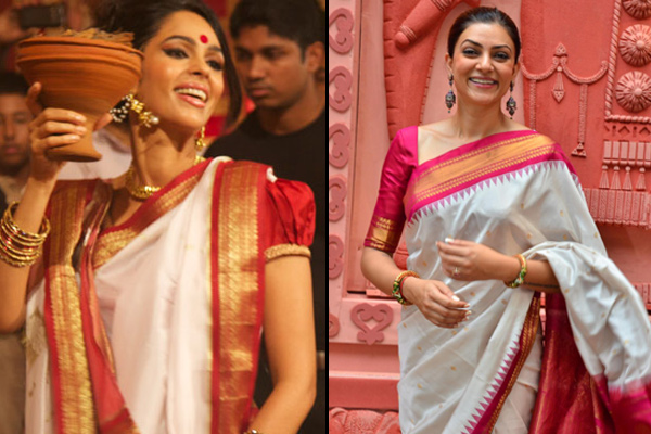 7 Different Types Of Bengali Sarees That You Can Flaunt This