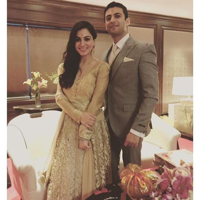 TV Actress Shraddha Arya Opens Up About Her Broken Engagement And