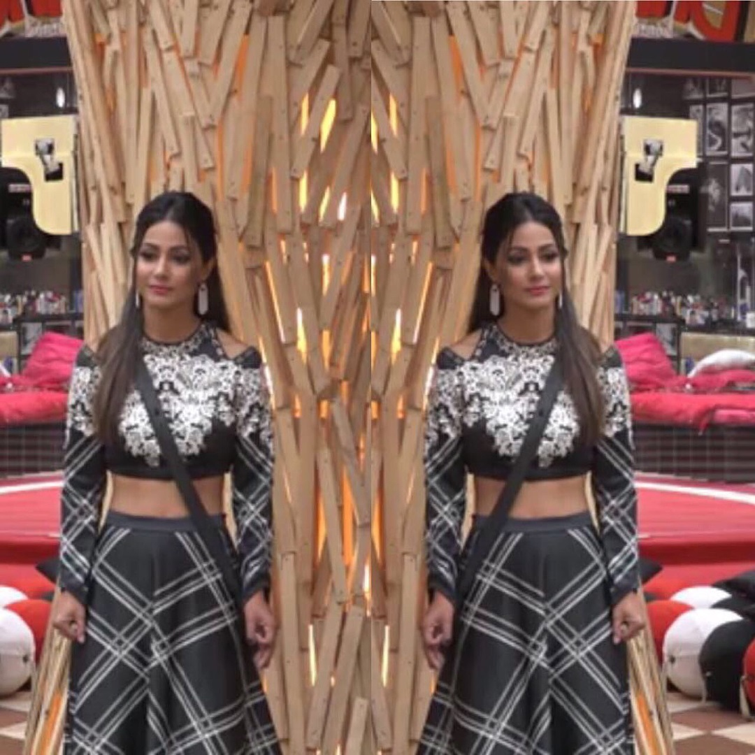Fashionista Of Bigg Boss Hina Khan S Outfits Are A Perfect Pick For A Romantic Honeymoon