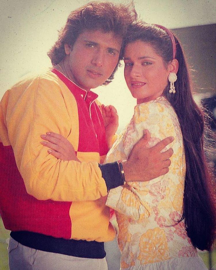 Despite Being Madly In Love With Neelam Kothari, Govinda Reveals ...