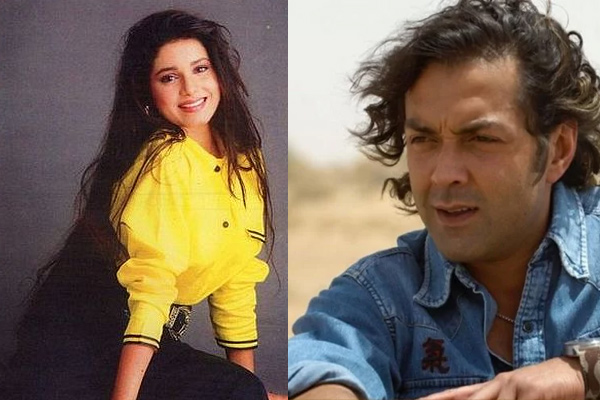 bollywood-ke-kisse-Bobby-Deol-and-Neelam-love-relationship-was-broken-due-to-Dharmendra