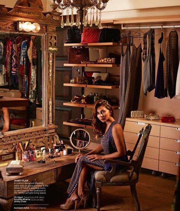 Attractive This Is How The Interiors Of Shah Rukh Khan And Gauri Khanu0027s House U0027Mannatu0027  Look Like