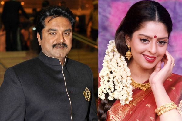 Nagma And Her Controversial Love Life