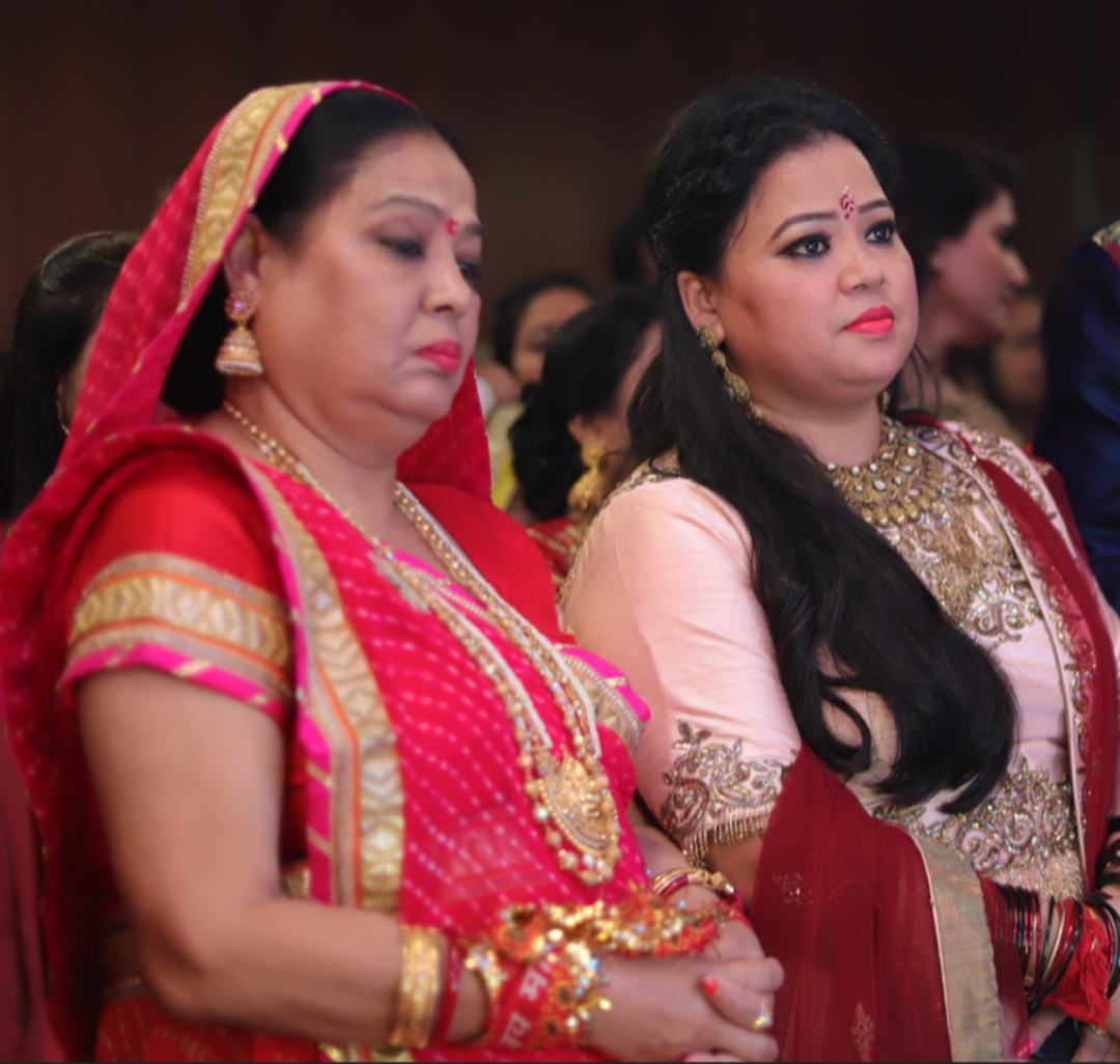 Bharti Singh Reveals That Her Mother ...