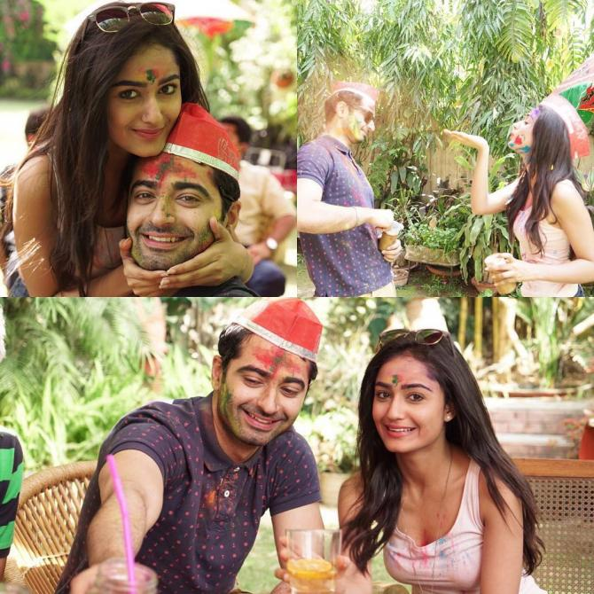 Allegedly, 'Beintehaa' Fame Harshad Arora Is Dating His On