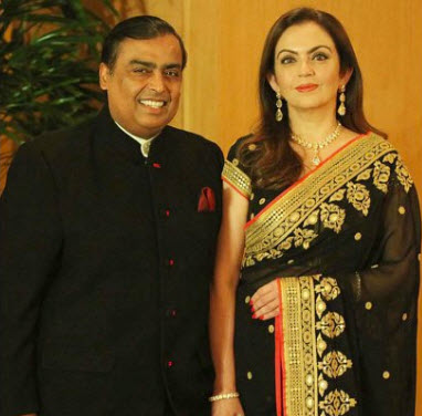 10 Rich Wives Of Indian Billionaire Businessmen Who Are Beauties