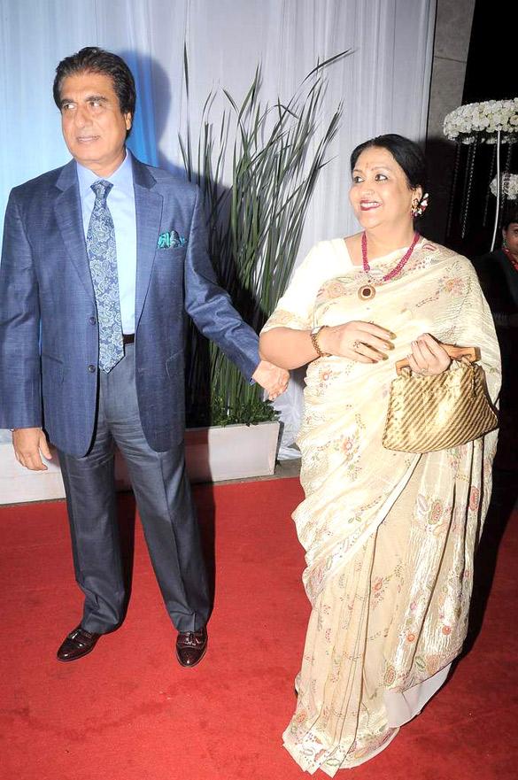 Image result for Raj Babbar  Wife Nadira Babbar