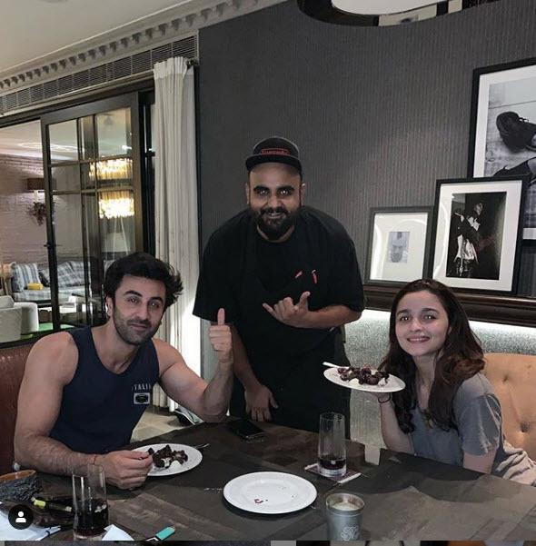 Karan Johar Indirectly Confirms Alia Bhatt And Ranbir