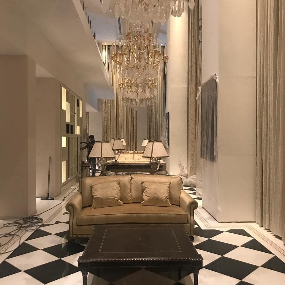 Isha Ambani And Anand Piramal S House Gulita Is Worth 450 Crores Interiors Are Breathtaking