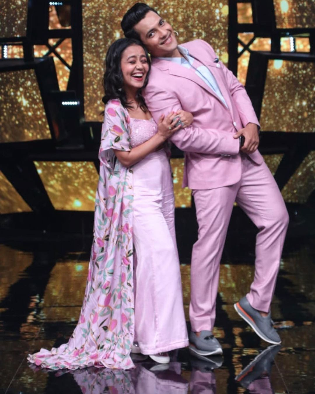 Neha Kakkar Completes A Part Of Aditya Narayan S Heart Amidst Their February 14 Marriage Rumours