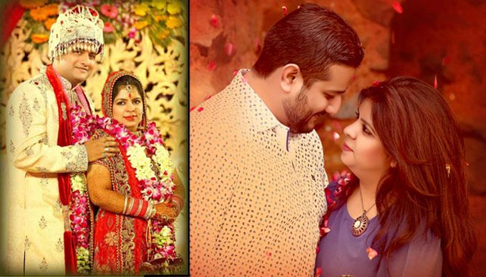 The Beautiful Wedding Story Of This Couple Tells Us Why