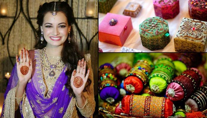 9 Trendy And Exciting Mehendi Gift Ideas That All Your