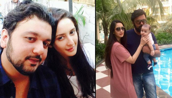 Chahatt Khanna Finally Shares The First Picture Of Her Baby And ...