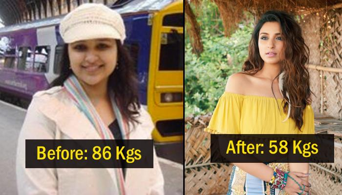 From Size 38 To 30 The Stunning Weight Loss Secrets Of Parineeti Chopra Revealed