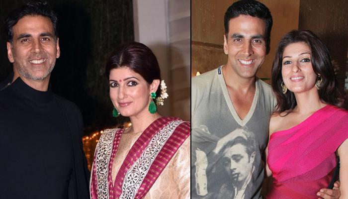 The Super-Romantic Love Story Of Akshay Kumar And Twinkle Khanna