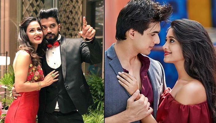 From Hina-Rocky To Shivangi-Mohsin: 6 Couples Who Fell In