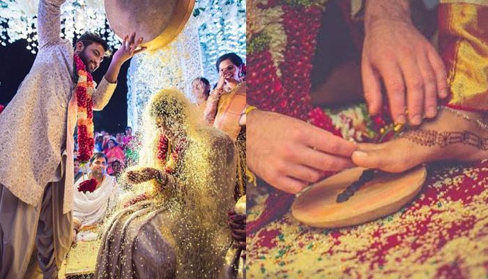 Sacred Rituals Of A Telugu Wedding That Make It Look So Pure Holy And Dreamy