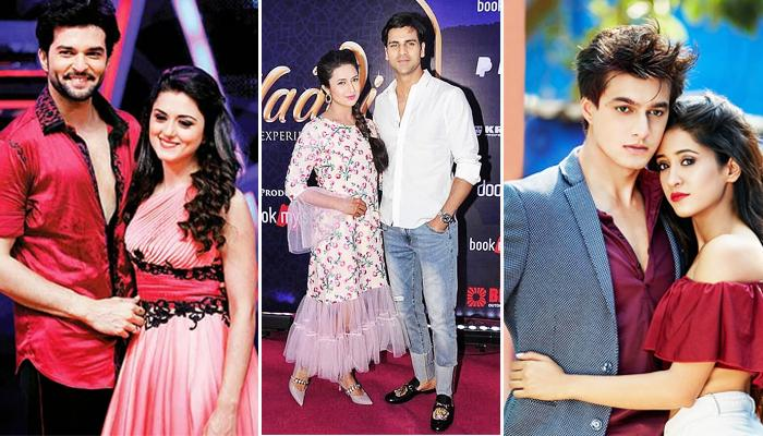 33 Indian Television Celebrity Couples Who Fell In Love While