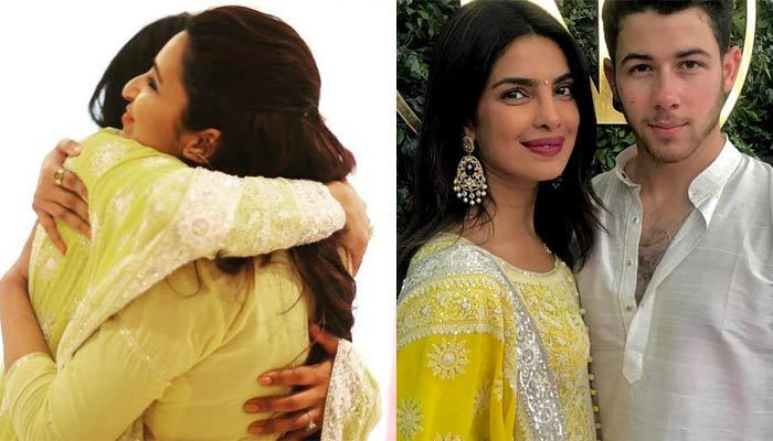 Parineeti Chopra Twinned With Sister Priyanka Chopra On Her