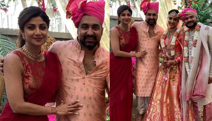 Shilpa Shetty's Husband Raj Kundra Shares The First Picture