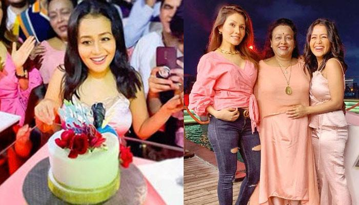 Neha Kakkar Celebrated Her Birthday With Family And Friends Checkout Inside Pics From The Bash