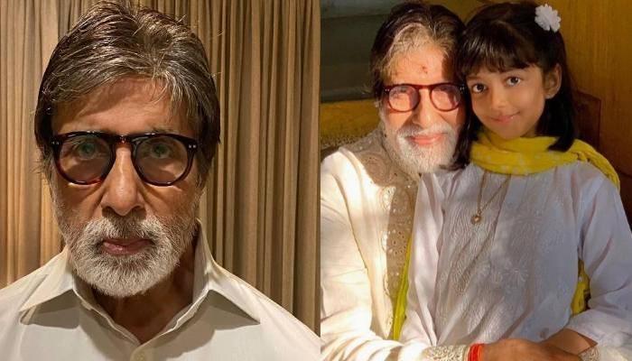 पोती आराध्या ने अमिताभ बच्चन को बताया 'कोरोना वायरस' का असली मतलब, बिग बी रह गए हैरान