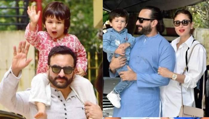 सैफ अली खान अपने 'छोटे नवाब' तैमूर को बनाना चाहते हैं एक्टर, इंटरव्यू में किया खुलासा