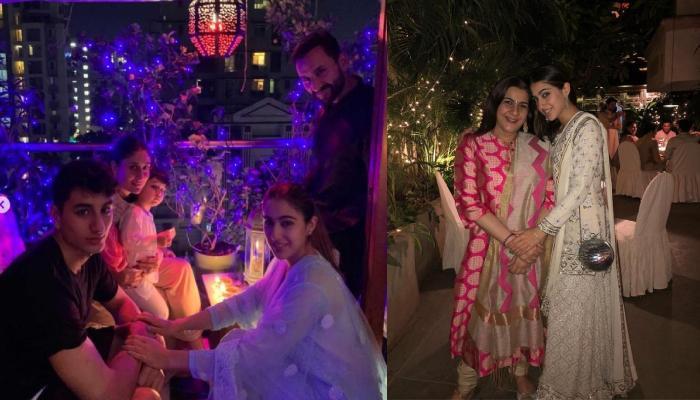 सैफ-करीना की शादी पर कैसा था अमृता सिंह का रिएक्शन? सारा अली खान ने किया था खुलासा