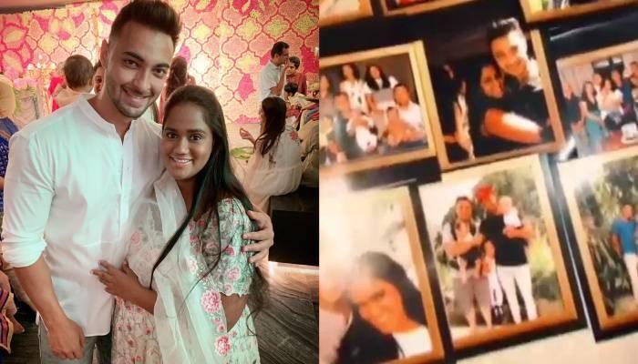 अर्पिता खान ने पति आयुष शर्मा के 30वें बर्थडे पर प्लान की सरप्राइज पार्टी, सामने आया वीडियो