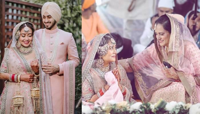 बहू नेहा कक्कड़ पर सासू मां ने ऐसे लुटाया था प्यार, जानें सिंगर को शादी में मिला कौन सा गिफ्ट