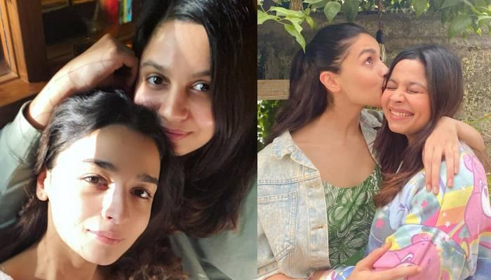 आलिया भट्ट ने बहन शाहीन के बर्थडे पर शेयर की ख़ास तस्वीरें, लिखा- 'नहीं पता आपके बिना क्या करूंगी'