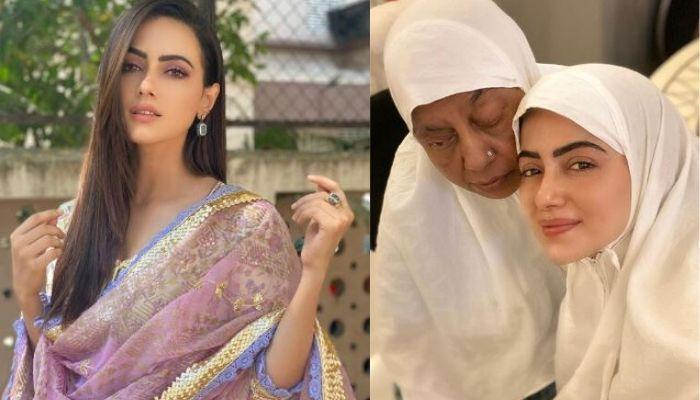 Sana Khan S Mother S Happiness On Roza Over Little Things Teaches Us To Enjoy Every Moment Of Life