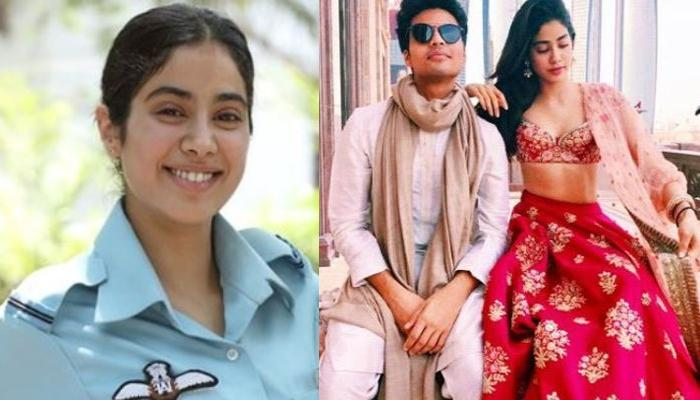 Janhvi Kapoor Reveals Her Family S Reaction On Trolling After Gunjan Saxena