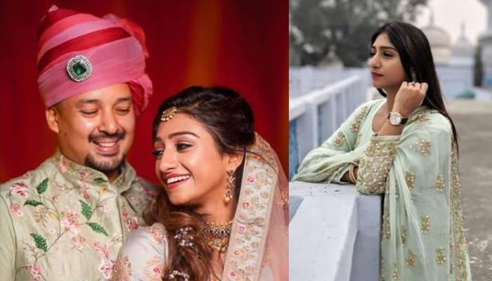 घर पहुंचने के बाद पहली बार एक्ट्रेस मोहिना कुमारी ने पति के साथ शेयर की रोमांटिक फोटो
