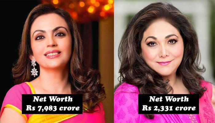 भारतीय अरबपति बिजनेसमैन की 10 अमीर पत्नियां जो ग्लैमर व सक्सेस की हैं जीती-जागती उदाहरण