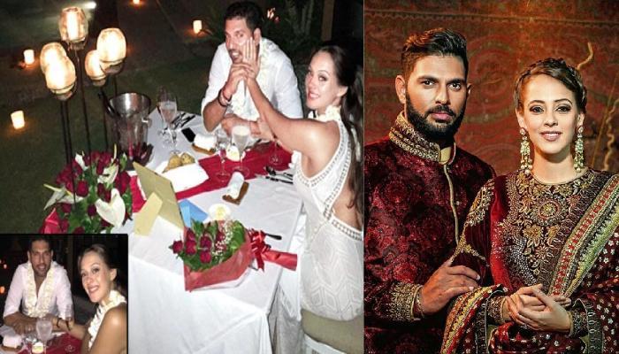बेहद रोमांटिक है युवराज सिंह और हेजल कीच की लव स्टोरी, ऐसे हुई थी पहली मुलाकात