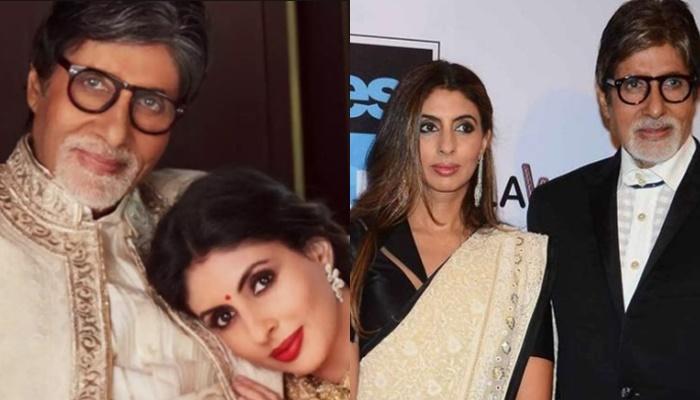 डॉटर्स डे पर अमिताभ बच्चन ने बेटी श्वेता बच्चन नन्दा के साथ शेयर की फोटो, लिखा, 'हर दिन समर्पित...'