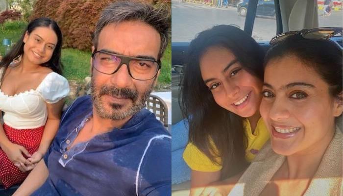 काजोल और अजय देवगन ने डॉटर्स डे पर बेटी न्यासा के लिए किया खास पोस्ट, लिखा- 'मेरी बेटी मेरे लिए..'