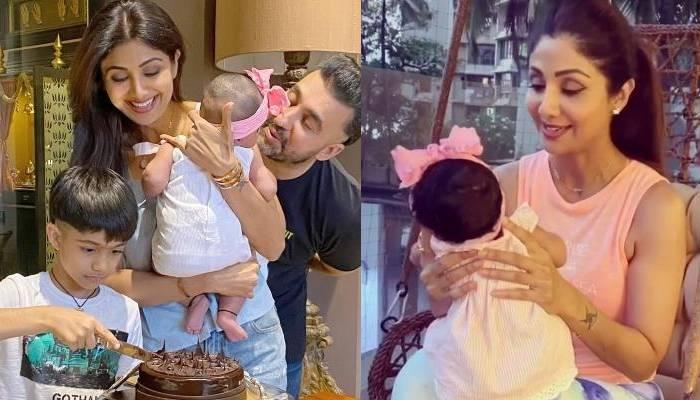 शिल्पा शेट्टी ने बेटी समीशा के लिए किया स्पेशल पोस्ट, लिखा- 'कौन कहता है चमत्कार नहीं होते...'
