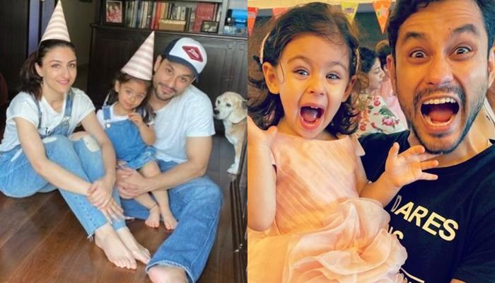 कुणाल खेमू ने बेटी इनाया संग शेयर की खूबसूरत तस्वीर, खूब पसंद कर रहे फैंस