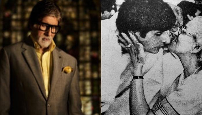 अमिताभ बच्चन ने आंख में परेशानी होने पर ऐसे किया मां को याद, भावुक होकर लिखा दिल छू लेने वाला पोस्ट